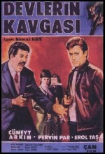 Devlerin Kavgası (1965) afişi