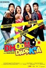 Dhoom Dadakka (2008) afişi