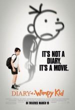 Saftirik Greg'in Günlüğü (2010) afişi