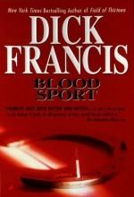 Dick Francis: Blood Sport (1989) afişi