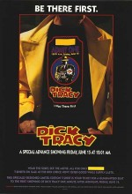 Dick Tracy (1990) afişi