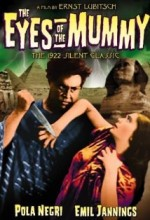 Die Augen Der Mumie Ma (1918) afişi