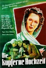 Die Kupferne Hochzeit (1948) afişi