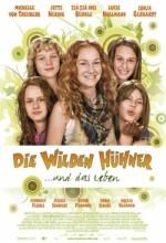 Die wilden Hühner und das Leben (2008) afişi