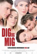 Dig Og Mig (2008) afişi