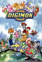 Digimon: Digital Monsters (2003) afişi
