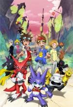 Digimon Xros Wars: The Hunting Boys Running Through Time (2011) afişi