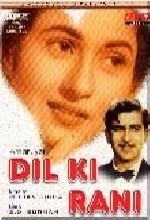 Dil Ki Rani (1947) afişi