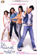Dil Maange More!!! (2004) afişi