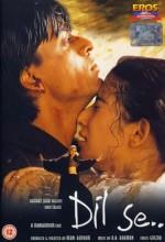 Yürekten (1998) afişi