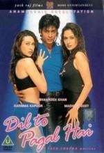 Dil To Pagal Hai (1997) afişi