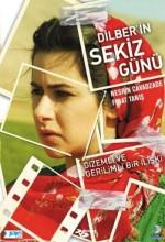 Dilber´in Sekiz Günü (2008) afişi