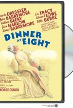 Dinner At Eight (1933) afişi