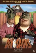 Dinozorlar (1991) afişi