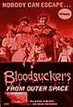 Blood Suckers From Outer Space (1984) afişi