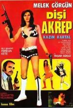 Dişi Akrep (1972) afişi
