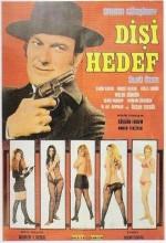 Dişi Hedef (1971) afişi