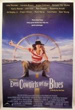 Dişi Kovboylar Da Hüzünlenir (1993) afişi