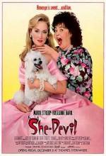 Dişi Şeytan (1989) afişi