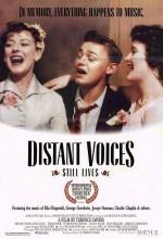 Uzak Sesler, Durgun Yaşamlar (1988) afişi