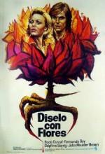 Dites-le Avec Des Fleurs (1974) afişi
