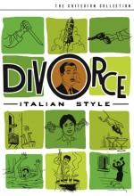 İtalyan Usulü Boşanma (1961) afişi