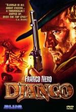 Django (1966) afişi