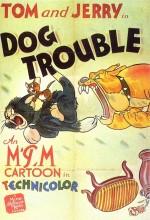 Dog Trouble (1942) afişi