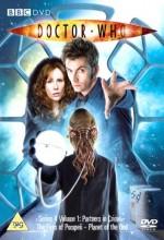 Doktor Who (2008) afişi