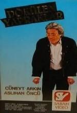 Dökülen Yapraklar (1987) afişi