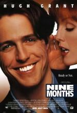 Dokuz Ay (1995) afişi