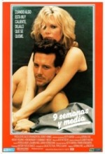 Dokuz Buçuk Hafta (1986) afişi