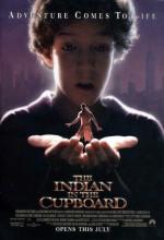Dolaptaki Kızılderili (1995) afişi