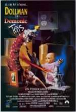 Dollman Vs Demonic Toys (1993) afişi