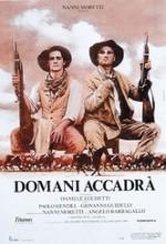 Domani Accadrà (1988) afişi