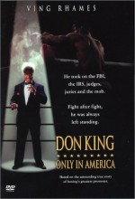 Don King: Only in America (1997) afişi