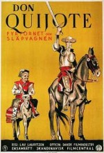 Don Quixote (1926) afişi