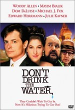 Don't Drink The Water (1994) afişi