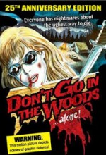 Don't Go in The Woods (1981) afişi