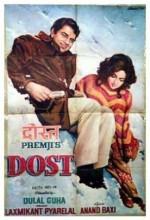 Dost (1974) afişi