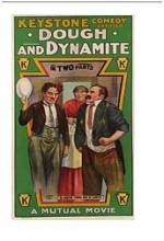 Dough And Dynamite (1914) afişi