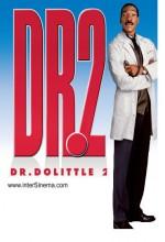 Dr. Dolittle 2 (2001) afişi