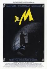 Dr. M (1990) afişi