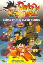 Dragon Ball: Curse Of The Blood Rubies (1986) afişi