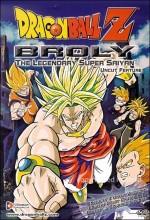 Dragon Ball Z Movie 8: Broly: Efsanevi Süper Saiyan (1993) afişi
