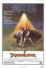 Dragonslayer (1981) afişi