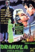 Drakula İstanbul'da (1953) afişi