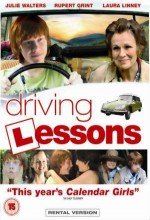 Driving Lessons (2006) afişi