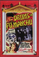 Drums Of Fu Manchu (1940) afişi