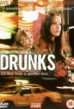 Drunks (1995) afişi